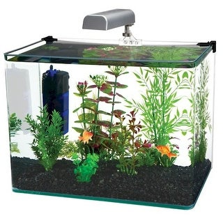 Radius 5 Gallon Glass Aquarium Kit