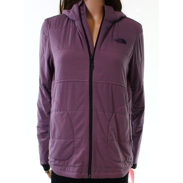 The North Face Purple Womens Size XS Full Zip Hooded Jacket