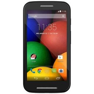 Motorola Moto E XT1023 Unlocked GSM Android Phone w/ 5MP Camera - Black