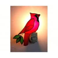 Gift Essentials GE266 Beautiful Cardinal Nightlight