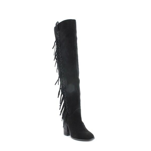 Carlos Santana Garrett Women's Boots Black - 5.5