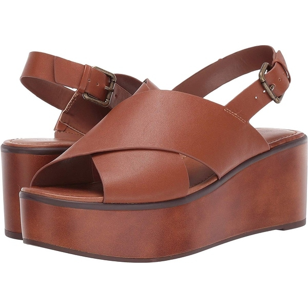 Indigo Rd. Women's Shoes Fayina 2 Leather Open Toe Casual Platform Sandals. Opens flyout.