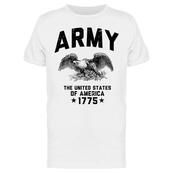 Army, U.S.A. 1775 Men's T-shirt. Opens flyout.
