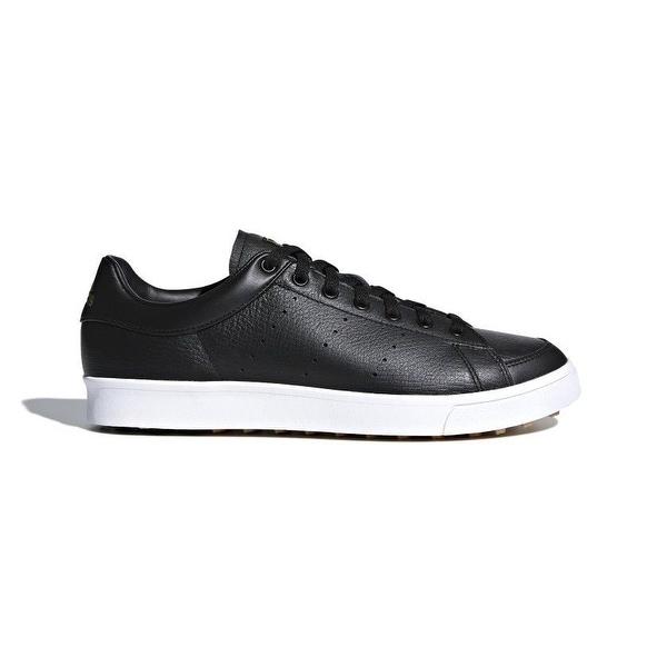 Adidas Men's Adicross Classic Core Black/Core Black/Matte Gold Golf Shoes F33749-F33778. Opens flyout.