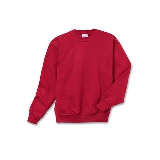 Hanes Youth ComfortBlend EcoSmart Crewneck Sweatshirt - L