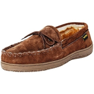 Old Friend Slippers Mens Country Washington Loafer Moccasin 588160