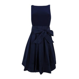Lauren Ralph Lauren Women's Petite Pleated Cocktail Dress (4 options available)