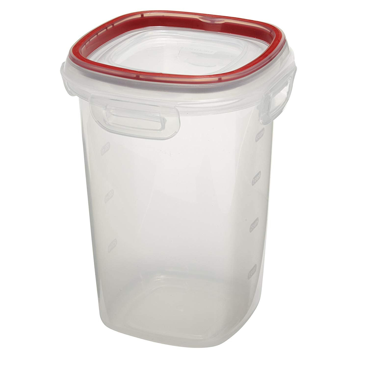 Shop Rubbermaid Lock Its Food Storage Canister With Easy Find Lid