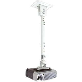 Telehook TH-WH-PJ-CM-TAA Telehook Height adjustable projector ceiling mount - Government Compliant TELEHOOK range height