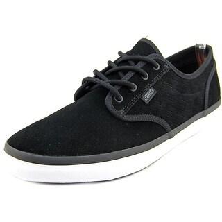 DVS Rico Round Toe Suede Skate Shoe