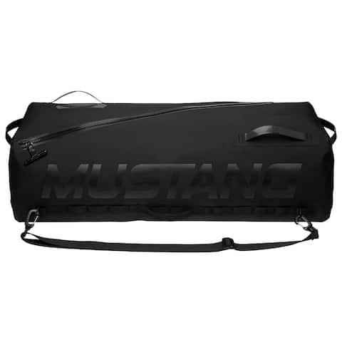 Mustang greenwater 65 liter waterproof deck bag black