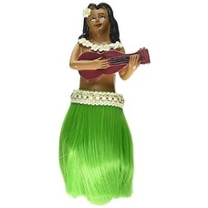 American Shifter 9248 LaiLai the Hula Girl Custom Shift Knob