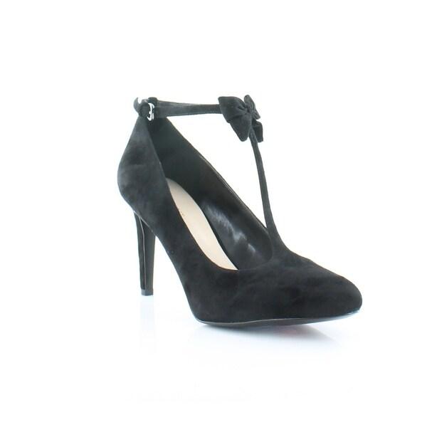 Nine West Hollison Women's Heels Blk / Blk - 5.5