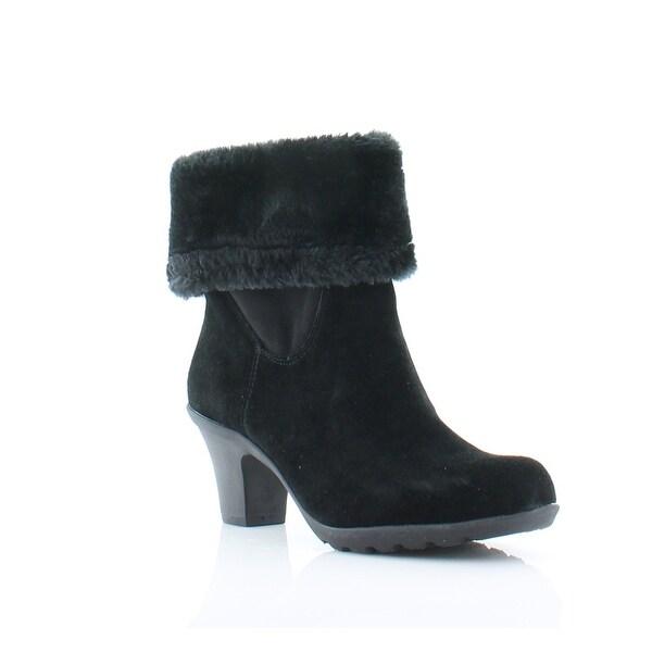 Anne Klein Heward Women's Boots BLK/BLK - 10