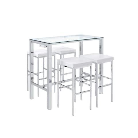 Picket House Furnishings Lori Multipurpose Bar Table Set