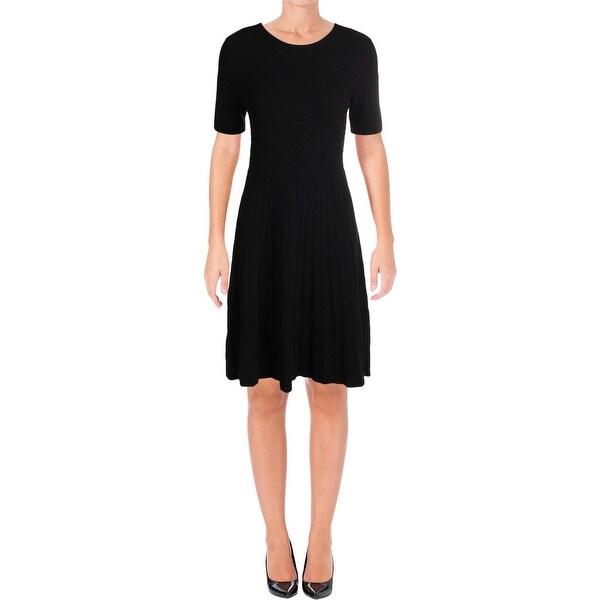 39567f9c91f Shop Hugo Boss Womens Frida Mini Dress Textured Mini - Free Shipping Today  - Overstock - 26507716
