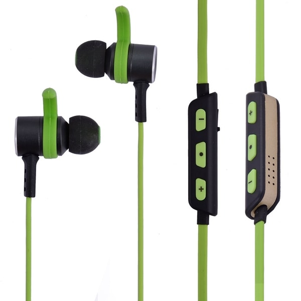 Sports Stereo Sound USB Charging bluetooth In-Ear Headset Earphone Earbud