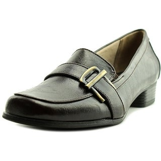 Life Stride Bounty Square Toe Synthetic Loafer