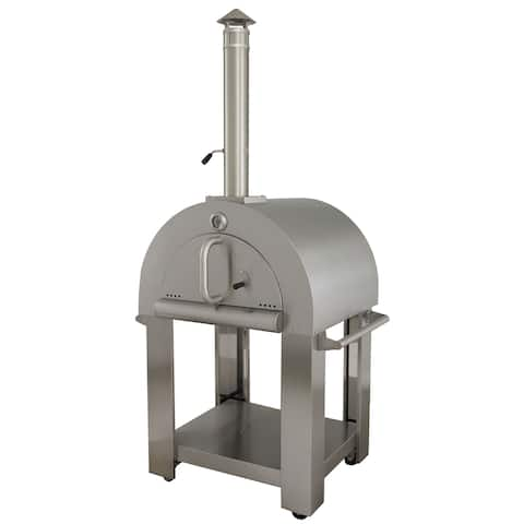 KUCHT K186PO Professional Stainless Steel Pizza Oven