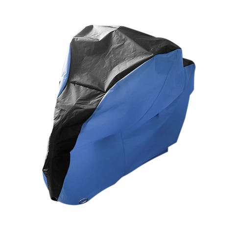 Waterproof Rain UV Dust Resistant Protective Cover for Bike Bicycle - Blue