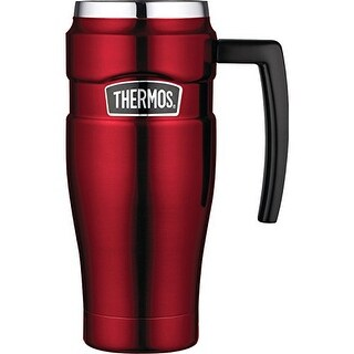 Thermos Stainless King 16 Oz Travel Mug w/Handle