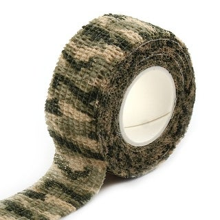 Athletic Sports Exercise Self-Adhesive Camouflage Muscle Protect Tape Bandage #1