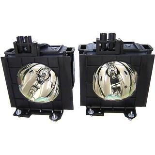 V7 VPL1111-1N V7 Repl lamp Panasonic 4000HRS 300W ET-LAD55LW 2PK PT-D5500/D5600/DW5000 SERIES - 300 W Projector Lamp
