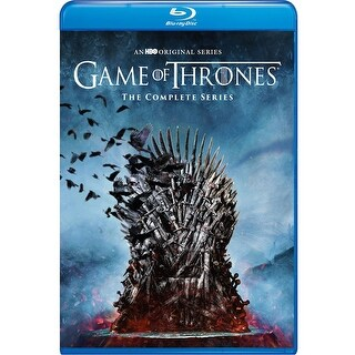 Game of Thrones The Complete Series Blu-Ray - REGION A CODED (US & CANADA)