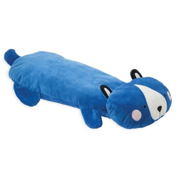 Manhattan Toy Travel Comfort Snuggle Bear Plush - 33.0 in. x 14.0 in. x 4.0 in.