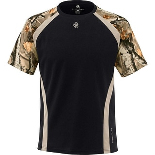 Legendary Whitetails Men's Counter Strike Performance Camo T-Shirt