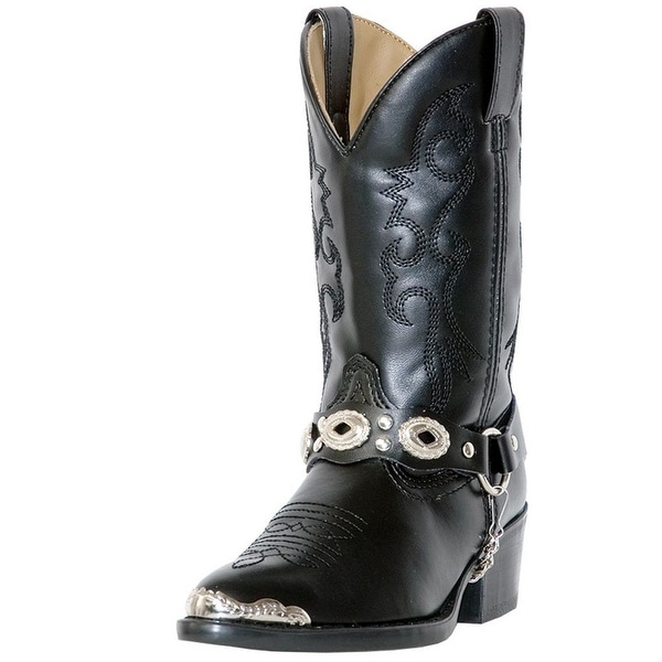 Shop Laredo Western Boots Boys Kids Little Concho Cowboy