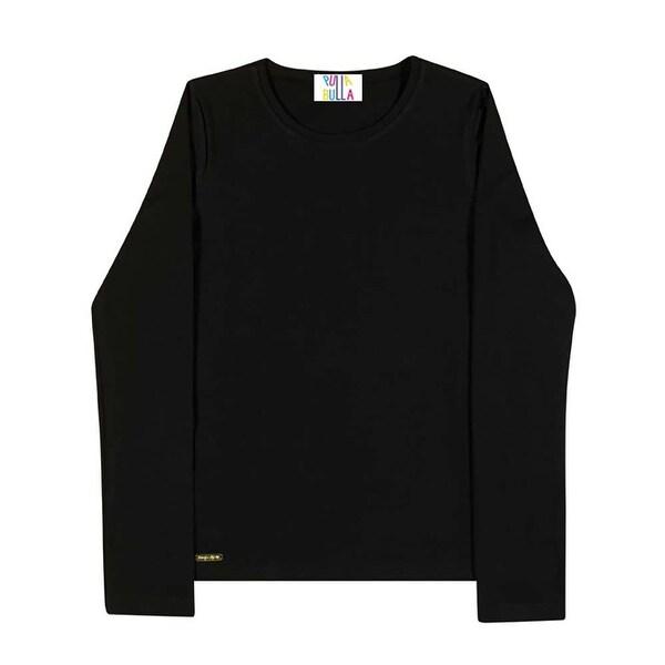 Tween Girls Long Sleeve Shirt Teen Classic Tee Pulla Bulla Sizes 10-16 Years