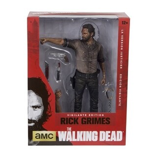 "The Walking Dead 10"" Vigilante Edition Deluxe Figure Rick Grimes - multi"