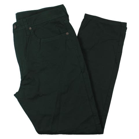 Levi Strauss & Co. Mens 502 Regular Taper Jeans Denim Regular Fit - Night Lagoon