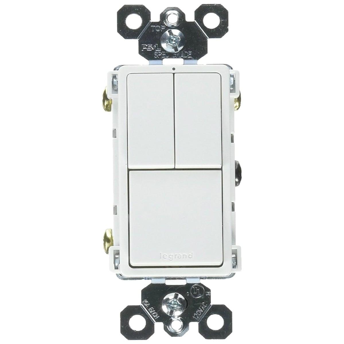3 Way Light Switch Hot