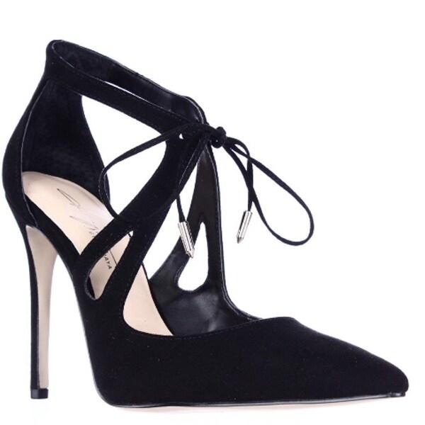 Daya by Zendaya Aaron Front Tie Dress Pumps, Black