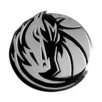 "NBA - Dallas Mavericks Emblem - 2.5"" x 4"""