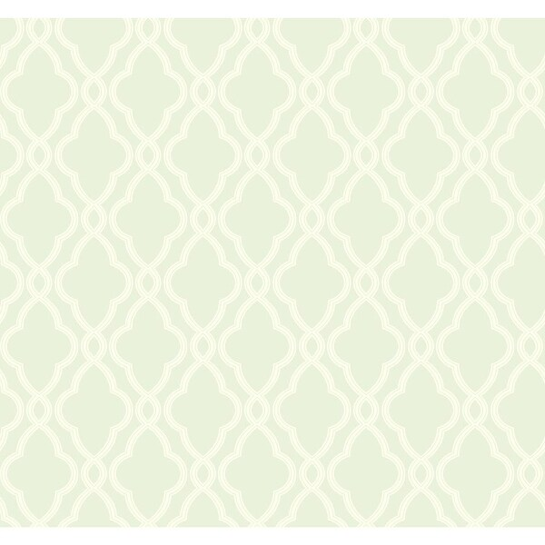 York Wallcoverings WA7708 Waverly Classics Hampton Trellis Wallpaper