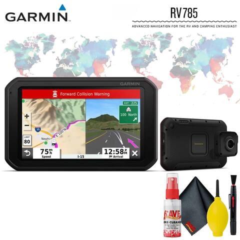 Garmin RV 785 & Traffic, Advanced GPS Navigator for RVs