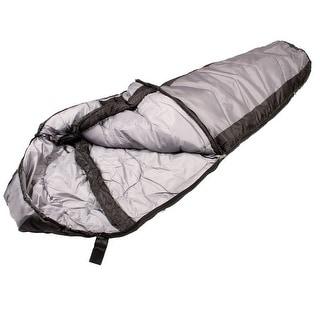 Northstar Bags North Star 3.5 CoreTech Sleeping Bag - Black/Silver - CoreTech35BLACK