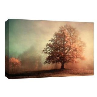"""PTM Images 9-148340  PTM Canvas Collection 8"""" x 10"""" - """"Standing Proud"""" Giclee Forests Art Print on Canvas"""