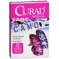 Curad Camp Camo Bandages One Size Pink 25 Each - Thumbnail 0