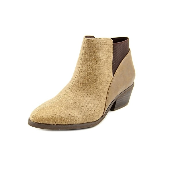 Restricted So Fine Women Round Toe Synthetic Ankle Boot
