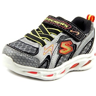 Skechers Rayz Round Toe Synthetic Sneakers