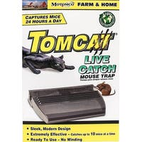 Tomcat Live Catch Mouse Trap