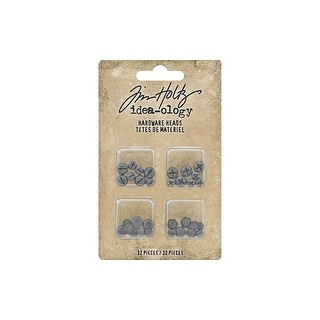 Th93788 Tim Holtz Idea Ology Hardware Heads
