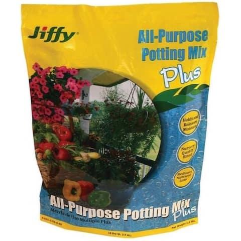 Jiffy G516 All Purpose Potting Mix, 16 Quart