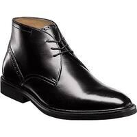 Florsheim Men's Hamilton Chukka Boot Black Smooth Leather