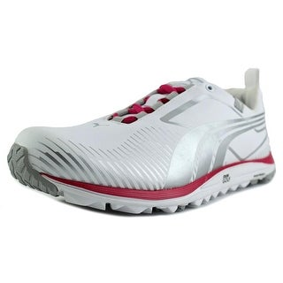 Puma Faas Golf   Round Toe Leather  Golf Shoe