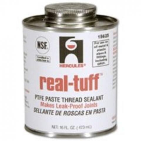 Hercules 15615 Real Tuff Thread Sealant 1/4 Pt